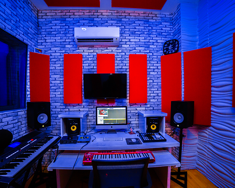 The FreeMe Audio Studio